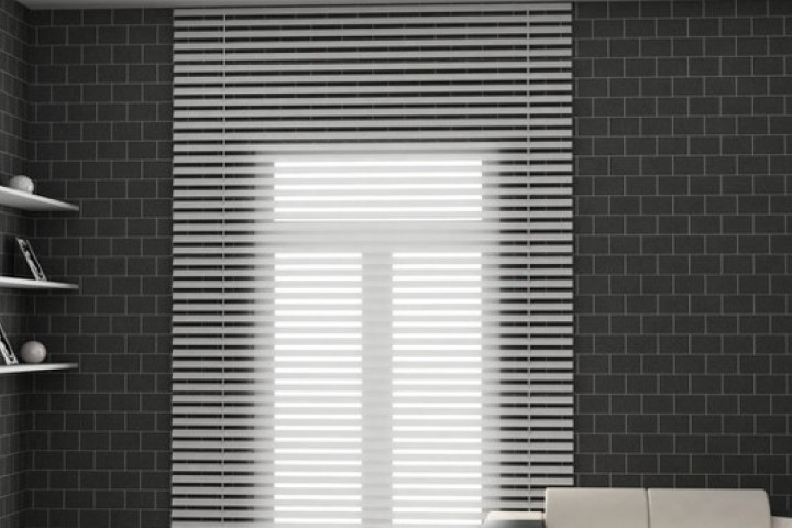 Fashion Window Blinds Double Roller Blinds 720 480